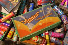 box of fireworks Bonfire Night Guy Fawkes, Guy Fawkes Night, Standard Fireworks, Vintage Fireworks, Fire Crackers, Back In My Day, Bonfires, Teenage Years, Most Favorite