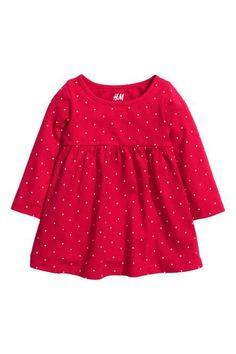 Tricot jurk