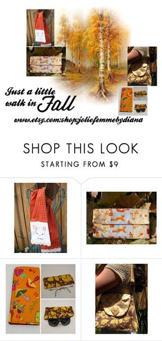 Just a little walk in Fall by joliefemmefashions on Polyvore