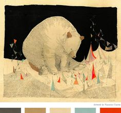 Creature Comforts - Bear Artwork