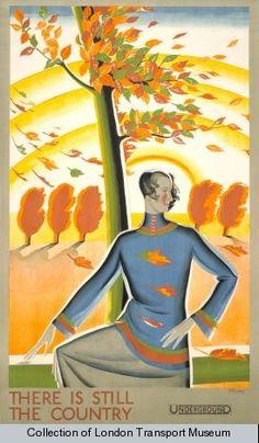Poster by Dora M. Batty, 1926
