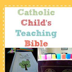 Catholic Child's Teaching Bible