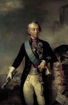 Любопытные факты об Александре Суворове