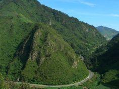 Camino de Zunil a Almolonga, Quetzaltenango