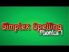 Trailer - Simplex Spelling Phonics 1