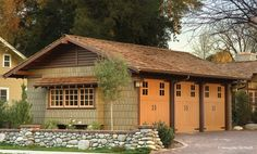 Darling-Wright Residence - traditional - garage and shed - los angeles - HartmanBaldwin Design/Build