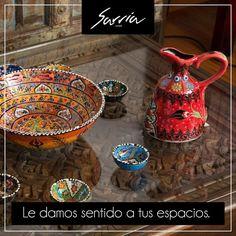 Ven a Sarria Home y dale sentido a cada pieza de decoración que uses en tus espacios nosotros te asesoramos!