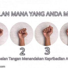 Kepalan Tangan Menandakan Karakter Anda – Kepalan nomer berapa yang Anda miliki?  Bagaimana Anda membuat kepalan tangan ...