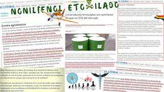 Los Confines de la Creencia: Nonilfenol Etoxilado, el simulador de hormonas.