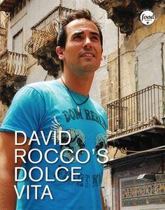 My new favorite cooking show La Dolce Vita - David Rocco Cherry Tomato Sauce, Zucchini Flowers, Food Network Canada, Savarin, Italian Cooking, Italian Meals, Italian Desserts, Classic Italian, Sweet Life