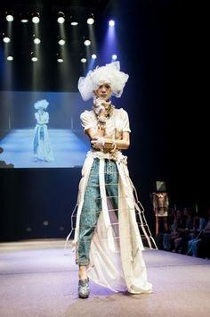 【バンタンデザイン研究所】VANTAN CUTTING EDGE 2013 大阪 ROUND レポート ~ショー編~