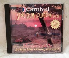 Carnival Cruise Line Steel Drum Collection Volume 6 CD