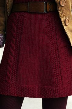 History of Knitting Yarn rotating, weaving and stitching careers such. Knitting Machine Patterns, Sweater Knitting Patterns, Skirt Knitting Pattern, Fair Isle Knitting, Loom Knitting, Crochet Woman, Knit Crochet, Skirt Pattern Free, Knit Skirt