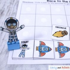 Hidden Figures STEM and Coding Activities: Teach about Black History Month and Women's History Month with STEM activities that incorporate, reading, writing, math, and making! #blackhistorymonth #womenshistorymonth #stem #codingforkids