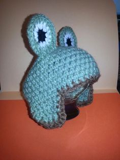 chiCK fashions and crafts: Crochet Frog Outfit - updated