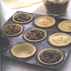 Traditional Mince Pies -  brings back happy memories of freshly baked trays of mince pies. I use to do a couple of batches on Christmas Eve.