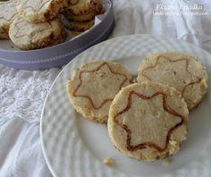 ВКУСНО И СЛАДКО  кулинарни рецепти: Орехови маслени бисквитки