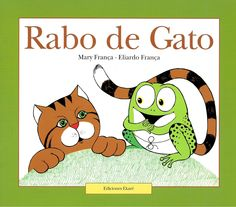 Libro infantil: Rabo de Gato.