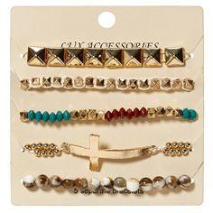 5pk Friendship Bracelets (Jr.)