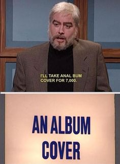 Your mothers a whore for $1000 Trebek