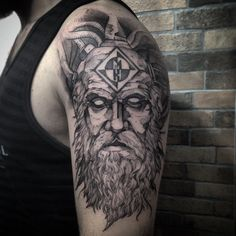 Machine head! Vlw Marlon @machine_head @fredao_oliveira #blacktattooart #blackworkersubmission #machinehead #tattoo #tatuagem #machineheadtattoo #russia
