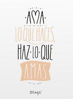 Así todo resulta más fácil ;). #BuenosDíasTai #Pensamientos #Positivismo #Frases