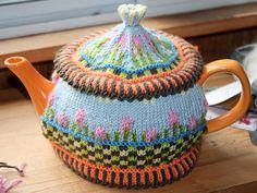 Ravelry: Spring Cozy's pattern by Lynette Meek