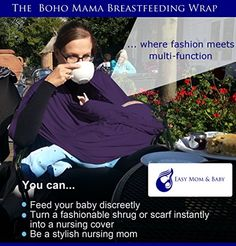 No need to sacrifice your style with the Boho Mama Luxury Bamboo Nursing Cover! Which color is your favorite?  http://www.amazon.com/Boho-Luxury-Breastfeeding-Nursing-Cover/dp/B00KWAU9NQ