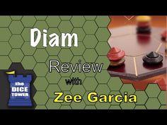 Diam Review - with Zee Garcia