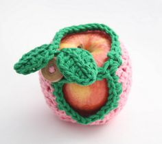 Little Abbee: TUTORIAL: Apple Cozy