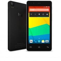 "BQ Aquaris E4.5 4.5"" 8 GB Quad-Core 1.3 GHz 8 Mp 1GB RAM Android 4.4 Negro Tablets, Android 4, Quad, Core, Electronics, Shopping, Quad Bike, Consumer Electronics"