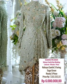 Hijab Gown, Kebaya Hijab, Kebaya Brokat, Hijab Dress Party, Kebaya Dress, Kebaya Muslim, Dress Brokat Modern, Kebaya Modern Dress, Gorgeous Wedding Dress