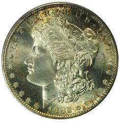 Morgan Dollar that's CAC Approved! Rare Coins, Half Dollar, Silver Bars, Larry, Auction, Usa, U.s. States