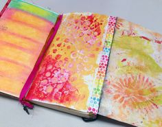 Planner Pages in Progress - Planner Pages - A5 Style - Art to the 5th Academy™