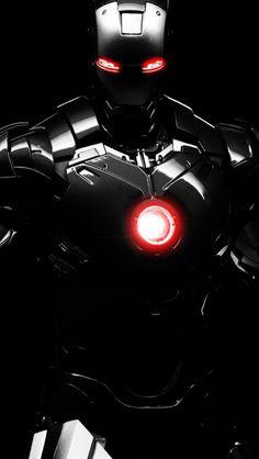 Back Iron Man