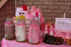 My Hello Kitty Milk & Cookies bar