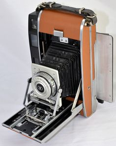 GF-70 - Polaroid 110A/B 4x5 Graflok Conversion by Option8, via Flickr