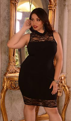 True Lies (Plus)-Great Glam is the web's best sexy plus size online store clothing website for 1X 2X and 3X clothes for women and juniors.