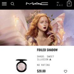 #MACFaerieWhispers  Available NOW Online @maccosmetics  Will be available in store DEC 26TH  Dates subject to change  Please check our previous posts for more pictures and swatches.  What did u get?  #TRENDMOOD #maccosmetics #macmakeup #maclipstick #lips #lip #Eyeshadow #LimitedEdition #wakeupandmakeup #ilovemacgirls #ilovemaciggirls #bbloggers #beauty #cosmetics THANK U for this beautiful update @lovemakeuptris  use code: NEXT for Free overnight shipping by trendmood1