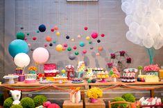 Festa linda e original: Bolas e Balões | Kikids Party