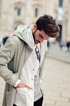 i have never seen such beautiful hair before - Mariano Di Vaio.