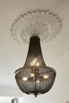 Photo of They Always Underestimate It: Hallway Week on The Block Pendant Lighting, Chandelier, Entrance Lighting, Photo Galleries, Home And Garden, Ceiling Lights, Gallery, Image, Easy Peasy