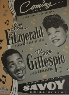 Ella Fitzgerald at the Savoy