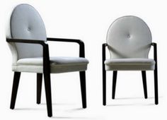 Classic Modern - Occasional Seating (Example 12)
