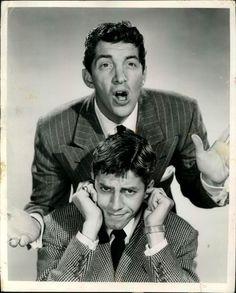 1951 Dean Martin & Jerry Lewis