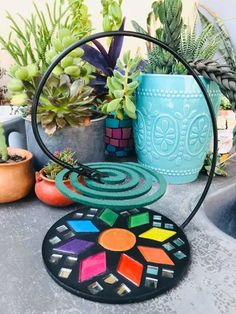 Diy Home Crafts, Garden Crafts, Bbq Decorations, Flower Pot Design, Love Is Sweet, Home Deco, Flower Pots, Recycling, Projects To Try
