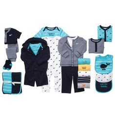 probably the cutest new born baby boy collection i've seen =]