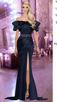 Fashion Dress Up Games, Covet Fashion Games, Fashion Dresses, Party Dresses For Women, Casual Dresses For Women, Fashion Artwork, Dress Drawing, Fashion Design Sketches, Designer Dresses