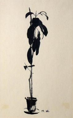 петр митурич 1887 - 1956