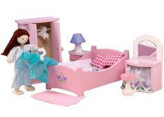 mooie roze slaapkamer Le Toy Van | kinderen-shop Kleine Zebra